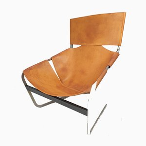 Model F444 Lounge Chair by Pierre Paulin for Artifort, 1960s