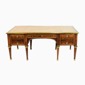 Antique Mahogany 8-Feet Desk