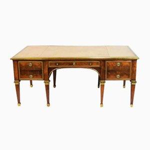 Antique Mahogany 8-Feet Desk