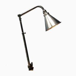 French Ki-E-Klair Clamping Lamp by Alphonse Pinoit, 1950s