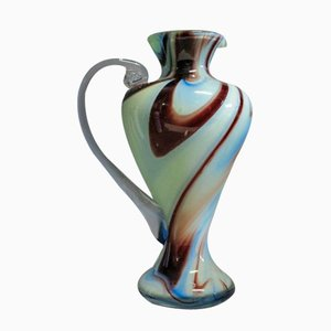 Glass Jug by Carlo Moretti for Murano