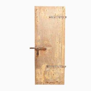 Tür aus dem 18. Jahrhundert