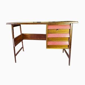 Vintage 3-Drawer Desk