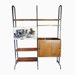 Bookcase from Fiarm, 1960s