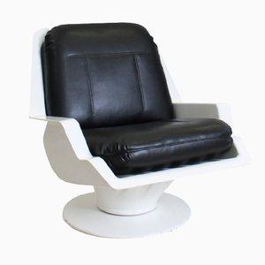 Vintage Swivel Lounge Chair by Richard Neagle