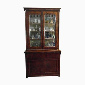 Antique Walnut Sideboard, 1800s