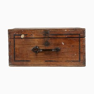 Wooden Box, 1930s