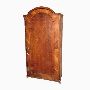 Kleiner Kleiderschrank mit 1 Tür, 1800er