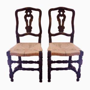 Spool Stühle, 1800er, 2er Set