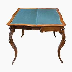 Game Table, 1860s