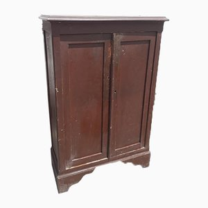Small Cupboard with 2 Doors, 1800s