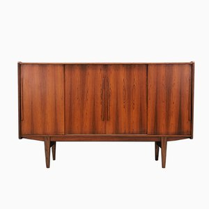 Vintage Danish Rosewood Highboard, 1970s