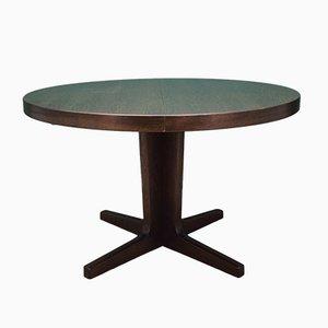 Mid-Century Danish Oak Dining Table, 1960s