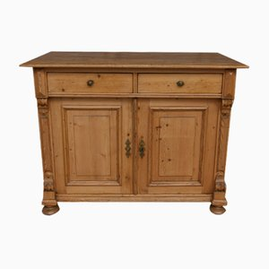 Antique Softwood Buffet