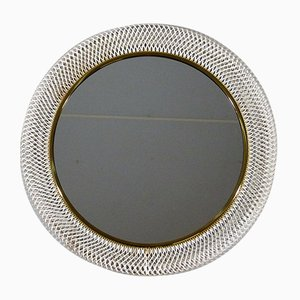German Wall Mirror from Vereinigte Werkstätten Collection, 1950s