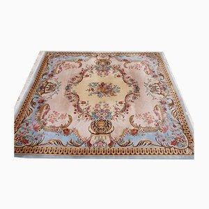 Vintage Floral Carpet