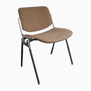 Model DSC 106 Dining Chairs by Giancarlo Piretti for Castelli / Anonima Castelli, 1981, Set of 4