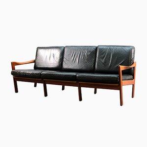 Mid-Century 3-Sitzer Sofa von Illum Wikkelsø für Niels Eilersen, 1960er