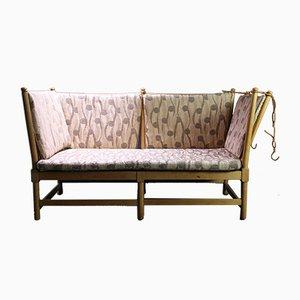 Model 1789 Spoke-back Sofa by Børge Mogensen for Fritz Hansen, 1960s