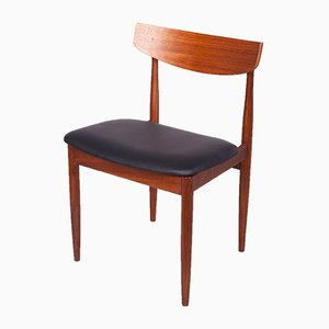 Vintage Teak Dining Chairs by Ib Kofod Larsen for G-Plan, 1960s, Set of 4