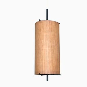Mid-Century Ceiling Lamp from Arlus, 1950s