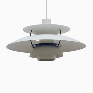 Vintage Model PH5 Ceiling Lamp by Poul Henningsen for Louis Poulsen, 1960s