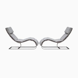 Vintage Chaise Lounges by Kelly Hoppen for Halo, Set of 2