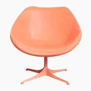 Chaise Vintage en Fibre de Verre par Horst Brüning pour Cor