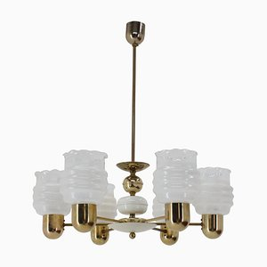 Mid-Century Chandelier from Kamenicky Senov, 1960s