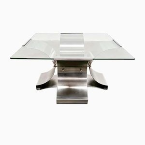 Side Table by Francois Monnet, 1970s