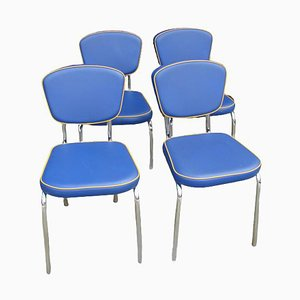 Chairs from Goin, Germany, 1980s, Set of 4