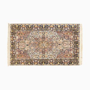 Indian Silk Carpet, 1960s