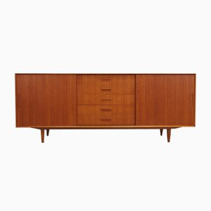 Mid-Century Danish Teak Sideboard from Vemb, 1970s