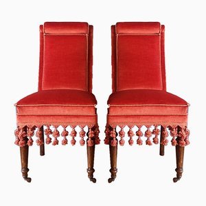 Danish Occasional Chairs, 1930s, Set of 2