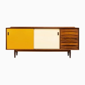 Rosewood Model OS29 Sideboard by Arne Vodder for Sibast Møbelfabrik, 1950s