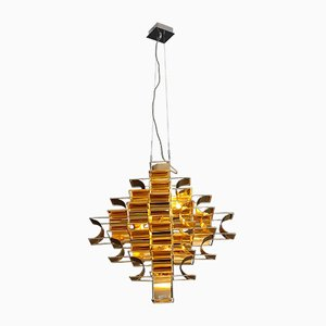 Model Cassiopee Ceiling Lamp by MAX Sauze, 2017