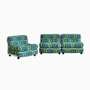 Modulares Sofa von Mario Bellini für B & B Italia / C & B Italia, 1960er
