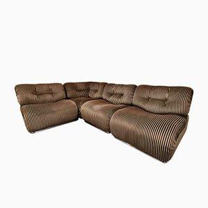 Vintage Modular Sofa, 1970s