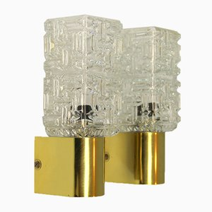 Click-Clack Sconces, 1960s, Set of 2