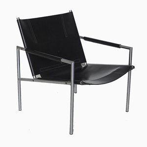Model SZ02 Armchair by Martin Visser for t Spectrum, 1960s