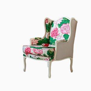 Floral Sanderson Armchair by Photoliu