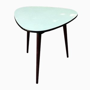 Vintage French Freeform Bistro Table, 1950s