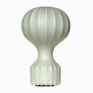 Große Italienische Modell Gatto Cocoon Tischlampe von Achille & Pier Giacomo Castiglioni für Flos, 1960er