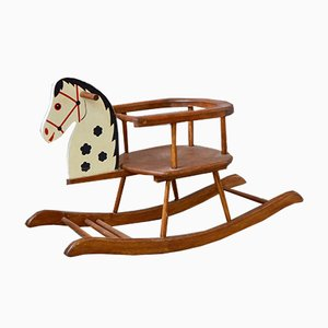 Vintage Rocking Horse, 1950s