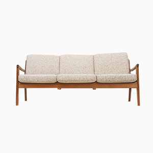 Vintage Teak Senator Sofa by Ole Wanscher for Cado, 1960s