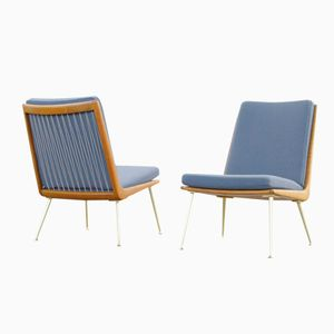 Lounge Chairs by Hans Mitzlaff for Soloform, Set of 2