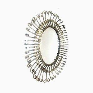 Vintage Sun Mirror, 1950s