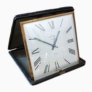 Travel Clock from Lancel, 1960s
