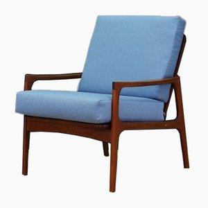 Mid-Century Danish Lounge Chair, 1960s