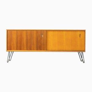 Walnut Veneer Sideboard by Georg Satink for WK Möbel, 1950s